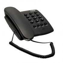 Telefone Plus de Mesa/Parede Grafite - Unitel - Unitel