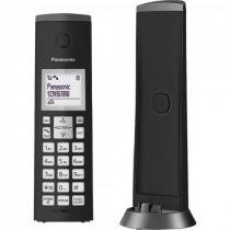 Telefone S/ Fio KXTGK210LBB Preto Panasonic -