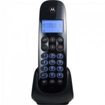 Telefone S/ Fio MOTO750-SE Preto Motorola -