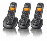 Telefone sem Fio 2 Ramais Elgin TSF-7003 - Elgin