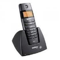 Telefone sem Fio Base Dect 6.0Ghz TS60V Preto - Intelbras -
