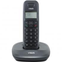 Telefone sem Fio com Identificador Dect 6.0 Vtech VT600 Preto - Vtech