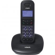Telefone sem Fio com Identificador e Viva Voz Dect 6.0 Vtech VT650 - Preto -