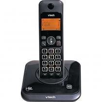 Telefone sem Fio com Identificador e Viva Voz Dect Lyrix Vtech 550 - Preto -
