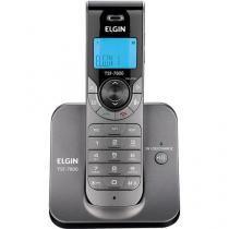 Telefone Sem Fio com Identificador Grafite Elgin TSF 7800 ID - Elgin