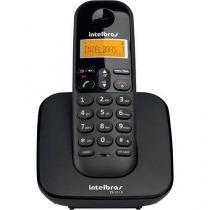 Telefone sem Fio com Identificador Intelbras 1,9GHz TS3110 - Preto -