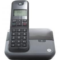 Telefone sem Fio com Identificador Motorola MOTO3000 Preto - Motorola