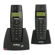 Telefone sem Fio com Identificador + Ramal TS 40 C Intelbras -