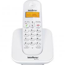 Telefone sem Fio com Identificador TS3110 Intelbras Branco - Intelbras