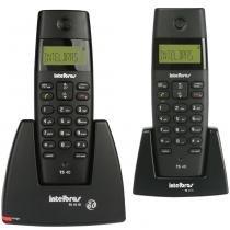 Telefone sem Fio com Ramal e Identificador Dect 1.9Ghz Intelbras TS40C - Intelbras