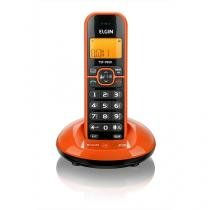 Telefone Sem Fio Com Viva-Voz E Identificador De Chamadas - Elgin