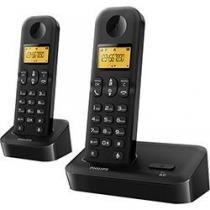Telefone Sem Fio D1502B Philips - Philips