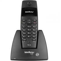 Telefone Sem Fio Digital 6.0 Bivolt Ts40 Dect Intelbras -