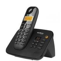 Telefone Sem Fio Digital Com Secretária Eletrônica TS 3130 4123130  Intelbras - Intelbras