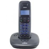 Telefone Sem Fio Digital VTech Até 4 Ramais - Identificador de Chamadas VT650SE Viva-Voz