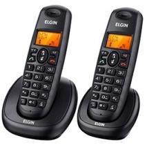 Telefone Sem Fio Elgin com 1 Ramal - Identificador de chamadas - TSF-7002