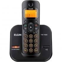 Telefone Sem Fio Elgin com Identificador de Chamada TSF7500 -