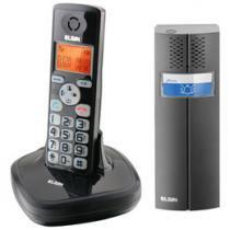 Telefone sem Fio Elgin Expansível para 3 Ramais - Identificador de chamadas- DDB Home