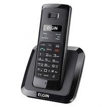 Telefone Sem Fio Elgin TSF-3500 - com Viva Voz Preto