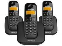 Telefone Sem Fio Intelbras 6 Ramais - c/ Identificador de Chamadas TS 3113
