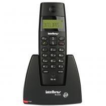 Telefone Sem Fio Intelbras Dect 6.0 com Identificador de Chamadas TS40 ID - Preto - IntelBras
