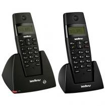 Telefone sem Fio Intelbras - Identificador de chamadas TS 40 ID + Ramal sem Fio