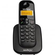 Telefone sem fio intelbras ts3111 ramal preto - Intelbras
