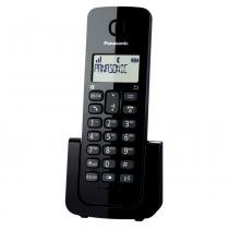 Telefone sem Fio Panasonic Dect6.0K-TGB112LBB - Panasonic