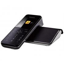 Telefone Sem Fio Panasonic KX-PRW110LBW, Wifi, Smartphone Connect - Preto -
