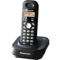 Telefone sem fio Panasonic KX-TG1381LBH Identificação de chamadas no -