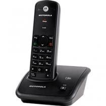 Telefone Sem Fio Preto FOX500 Motorola -