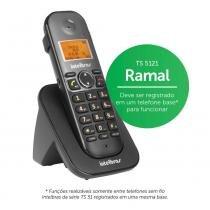 Telefone sem fio ts 5120 intelbras - Intelbras