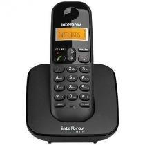 Telefone sem fio ts3110 preto intelbras 4123110 -