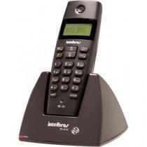 Telefone sem Fio TS40, DECT 6.0 Com ID Intelbras -