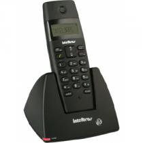Telefone sem Fio TS40 Dect 6.0 Preto - Intelbras - Intelbras