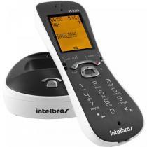 Telefone sem Fio TS8220 Id de Chamadas Viva Voz Branco Intelbras - Intelbras