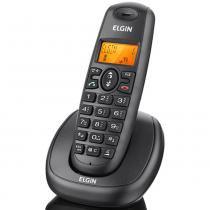 Telefone Sem Fio TSF-7001 com Identificador de Chamadas, Viva Voz e Display Iluminado - Elgin - Elgin