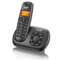 Telefone sem Fio TSF-700SE com Secretária Eletrônica  - Elgin - Elgin