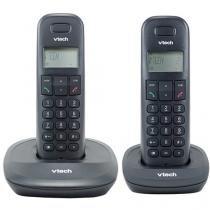 Telefone Sem Fio VTech + 1 Ramal - Identificador de Chamadas até 5 Ramais VT600