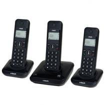 Telefone sem Fio VTech Expansível para Ramais - Identificador de Chamadas - LYRIX 500MRD3