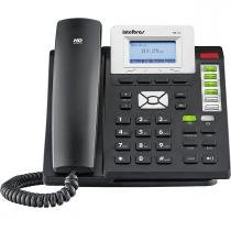 Telefone terminal inteligente ip intelbras com fio tip 210 -
