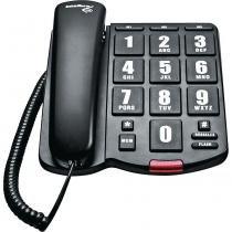 Telefone Tok Fácil Intelbras - Grafite -