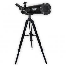 Telescópio Refletor c/ Lente 76 mm e  Ampliação 525x - Opeco