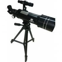Telescópio Refrator Azimutal Abertura 70mm Distância Focal 400mm Greika TELE-40070 -