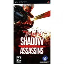 Tenchu shadow assassins - psp - Sony