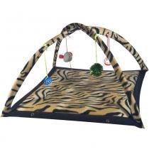 Tenda para gatos - Chalesco