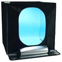 Tenda Portátil com 4 Fundos Coloridos 40W - Greika LT LED 60