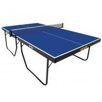Tênis de Mesa Oficial , Ping Pong Klopf, 25 mm MDF Dobrável com Rodízios - Klopf