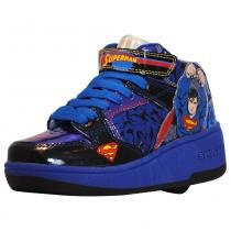 Tênis Roller - DC Comics - Superman - Azul - Royal Kids - Royal Kids