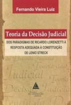 Teoria da decisao judicial - Livraria do advogado